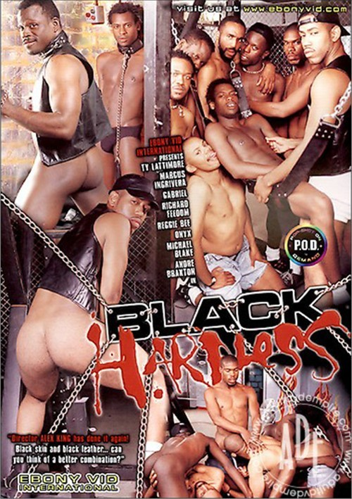 Black Harness Boxcover