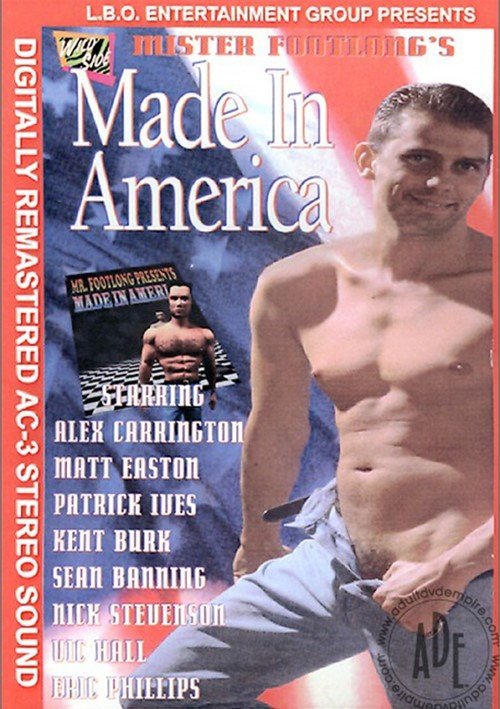 Made In America Boxcover