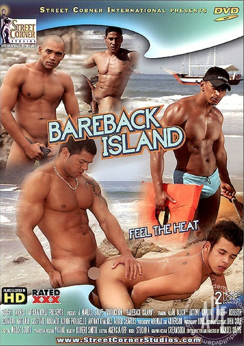 Bareback Island 1 Cover Front