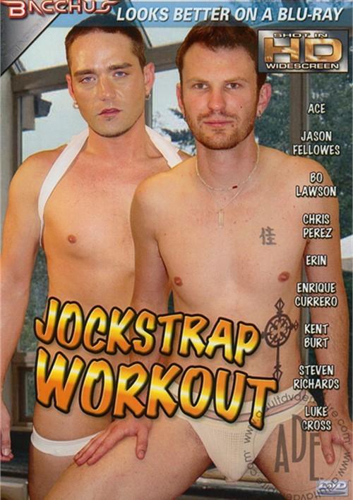 Jockstrap Workout Boxcover