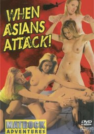 When Asians Attack! Porn Video