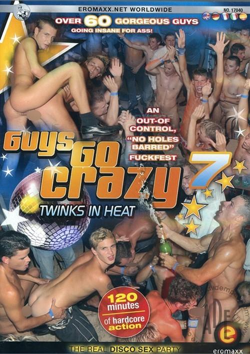 Guys Go Crazy 7 Boxcover