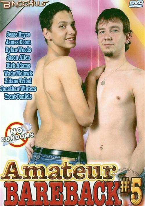 Amateur Bareback 5 Boxcover