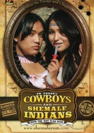 Cowboys and Shemale Indians Porn Video