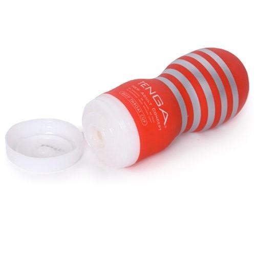 throat review deep Tenga cup