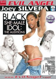 Black She-Male Idol: The Auditions  image