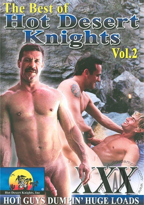 Best Of Hot Desert Knights Vol. 2, The Boxcover