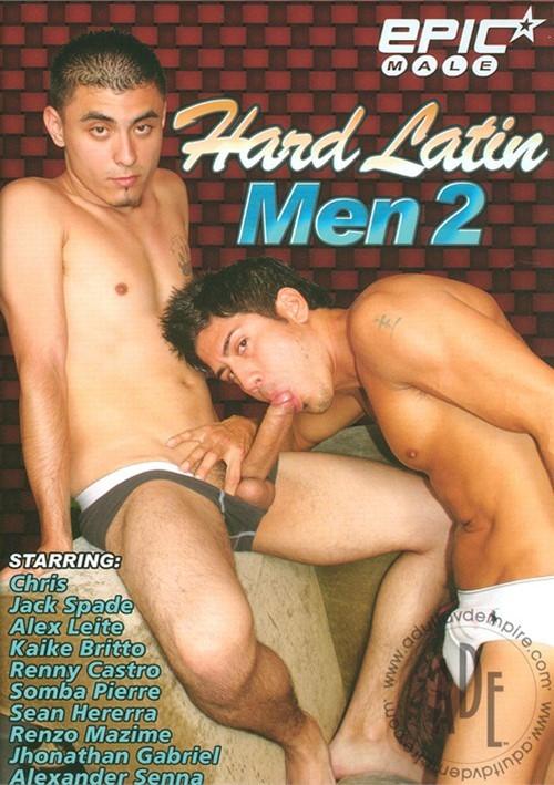 Hard Latin Men 2 Boxcover
