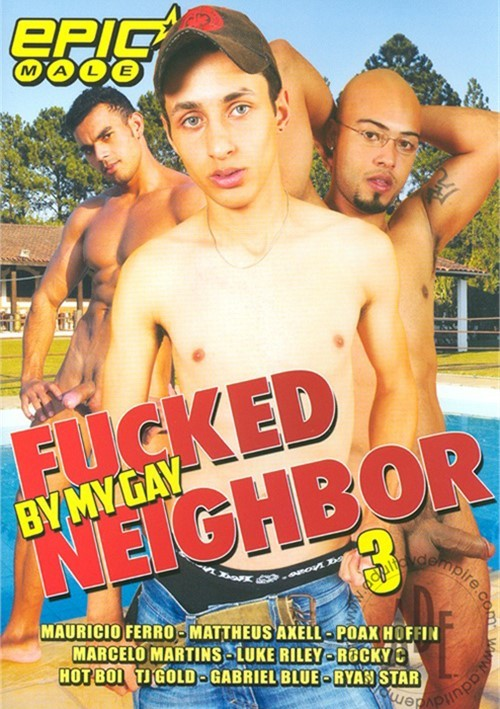 Fucked By My Gay Neighbor 3 Boxcover