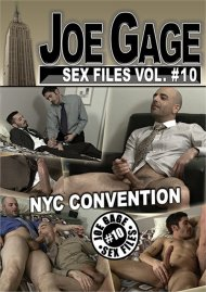 Joe Gage Sex Files Vol. 10: NYC Convention image