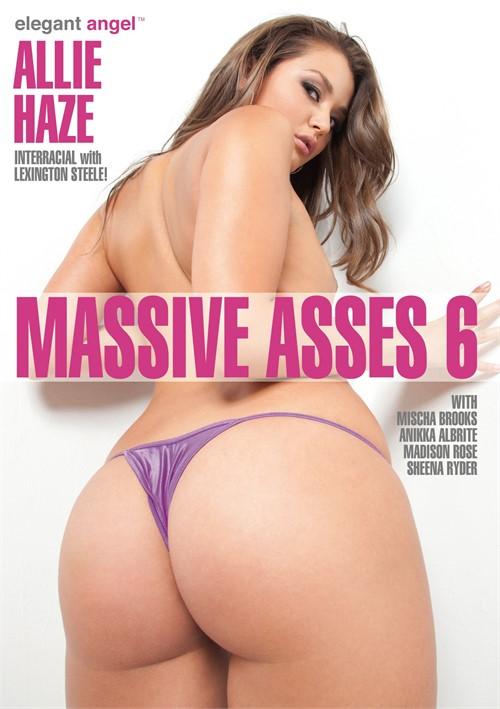 Massive Asses 6 Boxcover