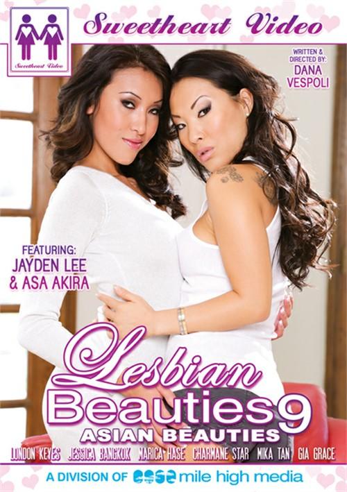 Lesbian Beauties Vol. 9: Asian Beauties
