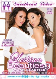Lesbian Beauties Vol. 9: Asian Beauties