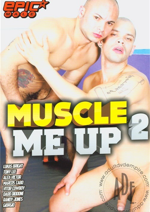 Muscle Me Up 2 Boxcover