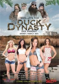 OMG...It's The Duck Dynasty XXX Parody Porn Video