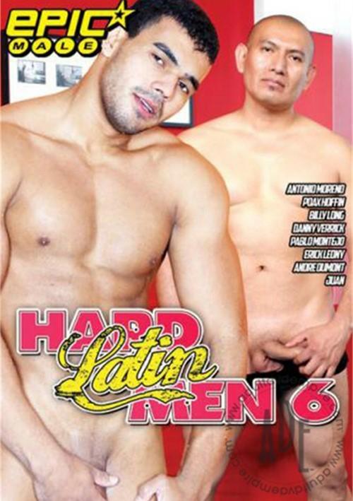 Hard Latin Men 6 Boxcover