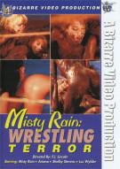 Misty Rain: Wrestling Terror Porn Video