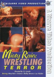 Misty Rain: Wrestling Terror Porn Video