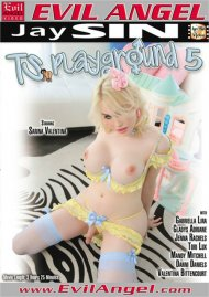 TS Playground 5 Porn Movie