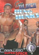 Gay Black Hung Hunks 5 Pack Porn Movie