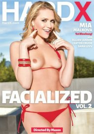 Facialized Vol. 2 Porn Video