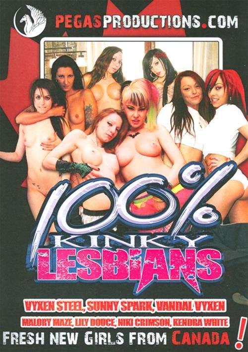 100% Kinky Lesbians