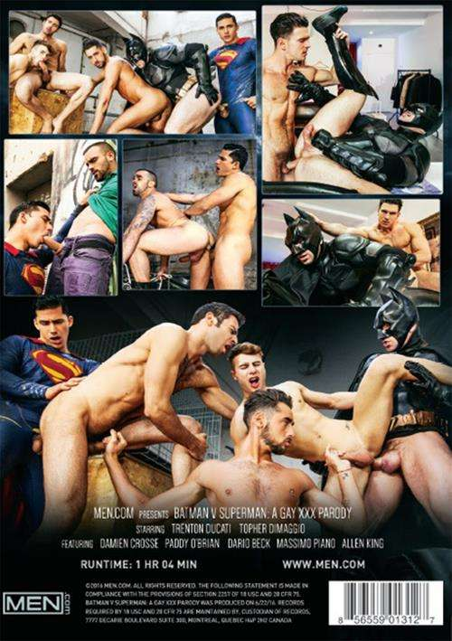 Xxx batman movie