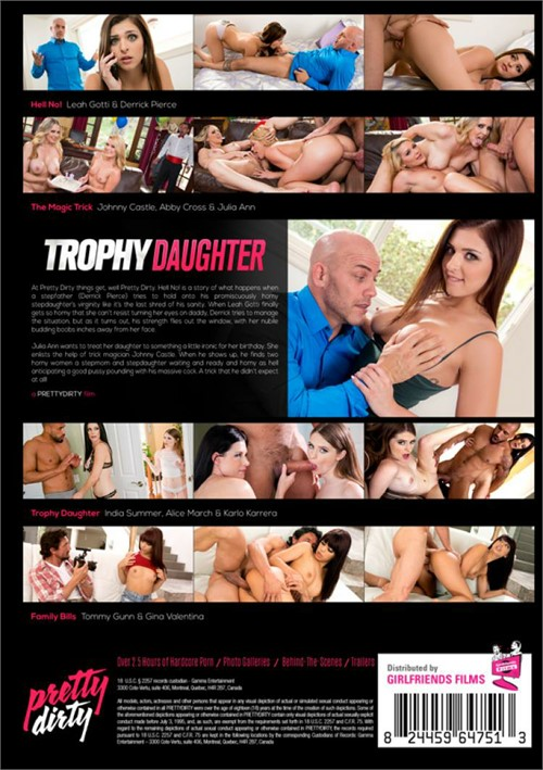 Trophy Daughter Boxcover