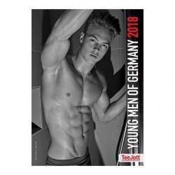 Young Men of Germany 2018 Calendar Sex Toy