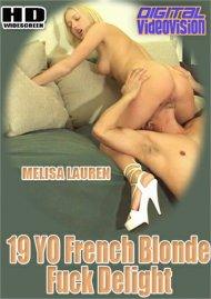 19 YO French Blonde Fuck Delight Porn Video