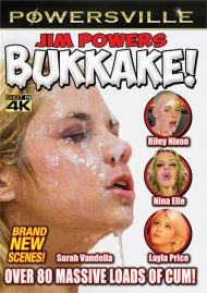 Jim Powers' Bukkake!