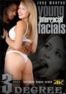 Young Interracial Facials Porn Movie