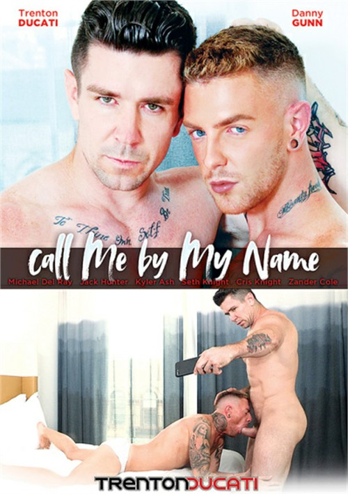 Call Me By My Name Boxcover