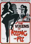Vixens Of Kung-Fu, The Boxcover
