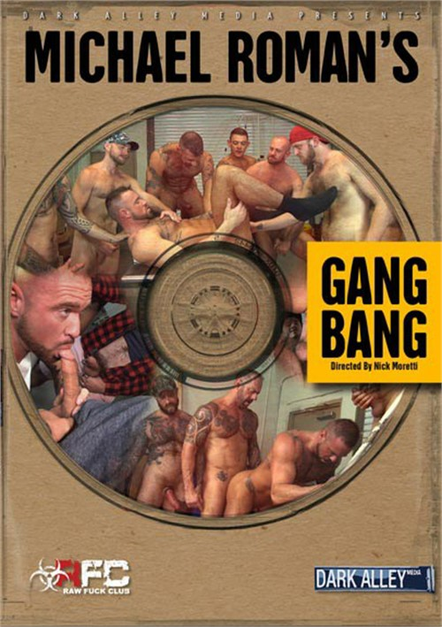 Michael Romans Gang Bang Cover Front