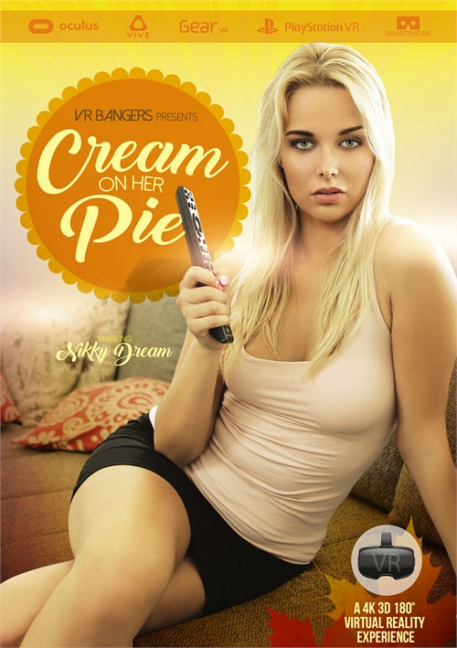 Cream on Her Pie Boxcover