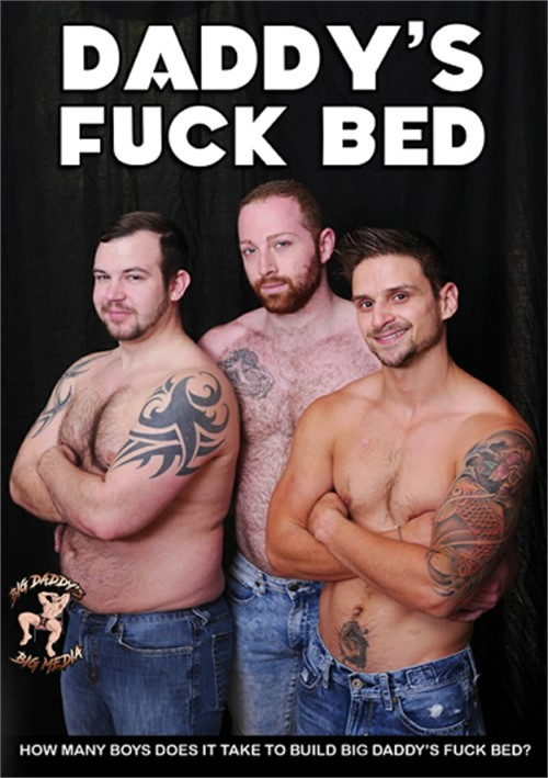 Daddy's Fuck Bed Boxcover