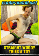 Straight Woody Tries a Toy Boxcover
