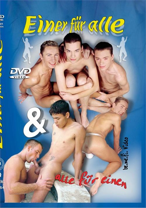 Einer Fur Alle, Alle Fur Einen Boxcover