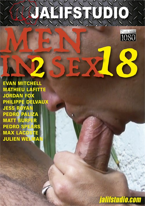Men In2 Sex 18 Boxcover