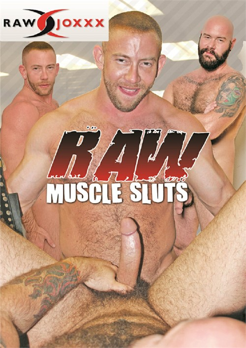 Raw Muscle Sluts Boxcover