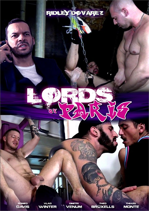 Lords of Paris Boxcover