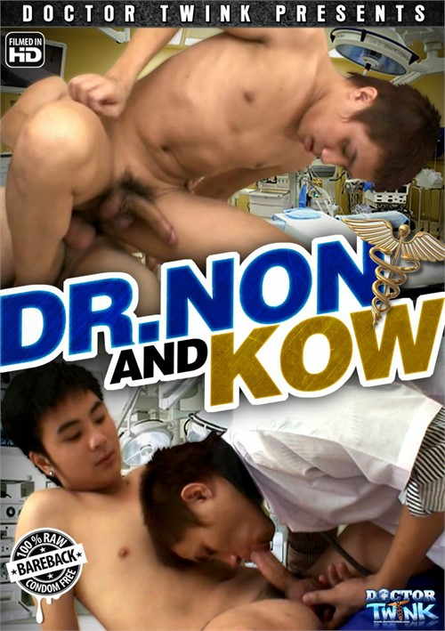 Dr. Non and Kow Boxcover