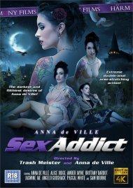 Anna De Ville: Sex Addict HD porn video from Harmony Films.