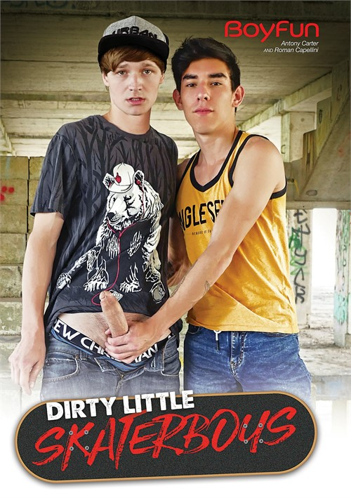 Dirty Little Skaterboys Boxcover