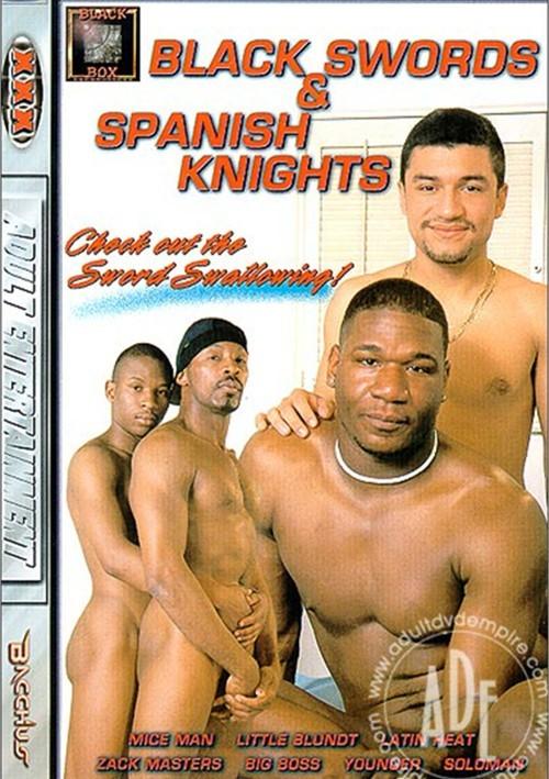 Black Swords & Spanish Knights Boxcover