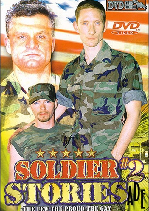 Soldier Stories 2 Boxcover