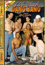 Li'l Black Gang Bang image