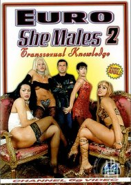 Euro SheMales 2 Porn Movie