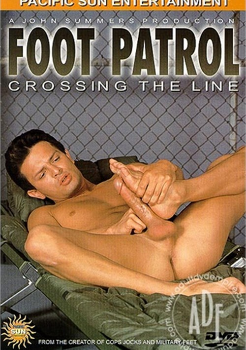 Foot Patrol Boxcover